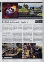Der Fluch der Zwerge 3 in der PC Games 05/2010